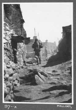 George Mallory in Tibet