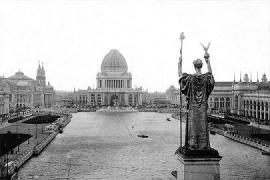The Chicago Columbian Exposition of 1893. Not an Italian in sight.