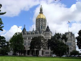 Connecticut State Capitol, Hartford CT