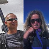 Tom and Tina Sjogren, founders of Explorersweb.com