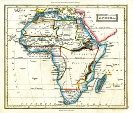 Thomas Ewing, Africa, 1830