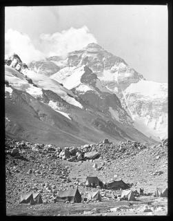 Mt Everest, 1924 Expedition, by Bentley Beetham