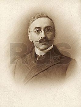 Alexander Kellas