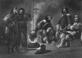 The Kane Party, 1854