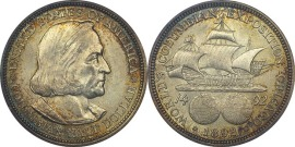 Columbian Exposition Commemorative Half Dollar, 1892