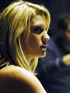 "Kara ""Starbuck"" Thrace (Katee Sackhoff) of Battlestar Galactica"