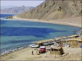 The Blue Hole, Eastern Coast of the Sinai Peninsula