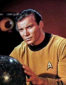 James Kirk: A Confirmed ENFP