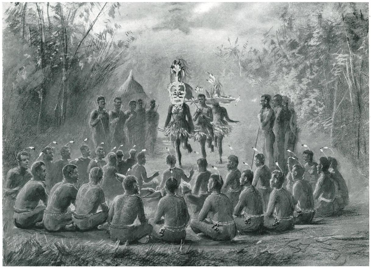 Torres Strait Expedition Music 1898 Torres Strait