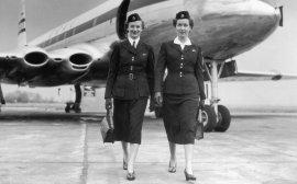 BOAC Stewardesses