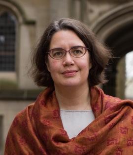 Erika Milam, Professor of History, Dickenson Hall